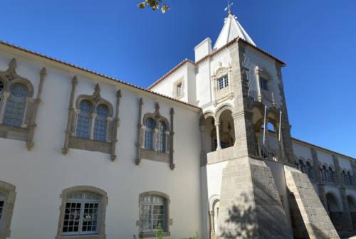 La Diasen di Sassoferrato contribuisce al recupero del Palazzo reale di Évora