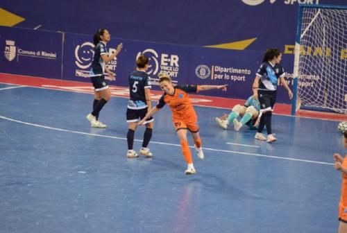 Futsal, il Città di Falconara supera il Montesilvano e sogna la Coppa Italia