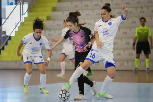 Futsal A femminile, il Città di Falconara chiude in goleada la regular season