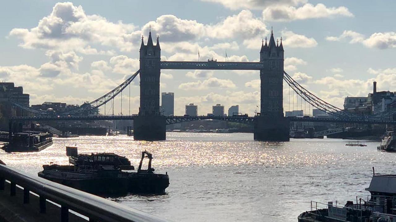 Scorcio di Londra (foto Sara Volpini)