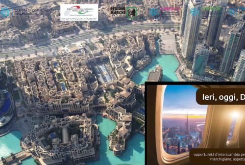 Verso Expo Dubai 2021, Camera Marche e Regione al fianco delle imprese