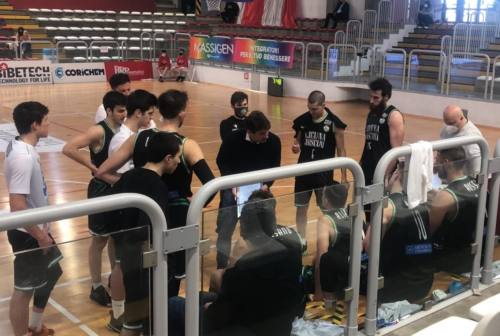 Campetto Basket, Rajola: «Vinto una gara decisiva, la prova globale è stata ottima»