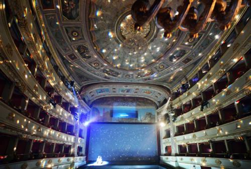 """""""Music slam"""", il teatro Pergolesi di Jesi riapre alla città"""
