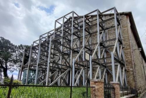 Ricostruzione post sisma, 2 milioni per il recupero del Tempio dell'Annunziata a Camerino