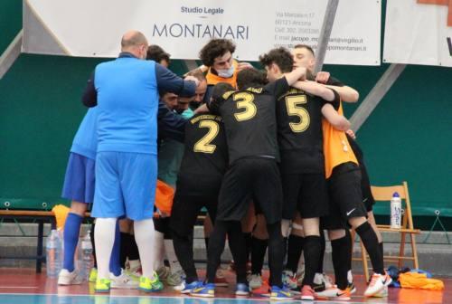Futsal, la Trecolli vende cara la pelle ma a Montesicuro passa l'Askl