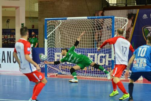 Futsal, big match in Serie A: Acqua&Sapone vs Italservice Pesaro vale la vetta