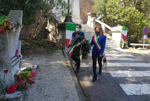 Falconara, via Donaggio cambia nome. Signorini: «Un gesto dovuto alla comunità»