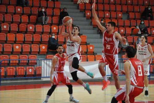 Basket, la Goldengas cade a Teramo e rimanda il discorso salvezza