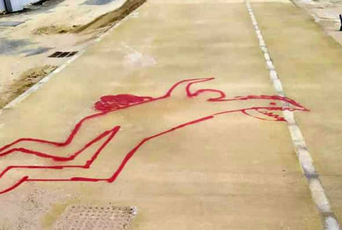 Fano, vandali in azione sulla pista ciclabile, l'ira del sindaco Seri – FOTO