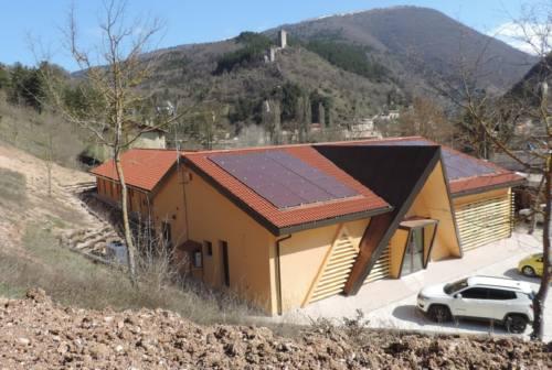 Parco dei Sibillini, a Visso pronta la nuova sede