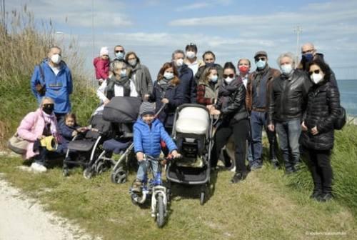 Ancona, volontari in azione per sistemare Regina Sanctorum e Antico Sentiero del Borghetto: il plauso delle autorità