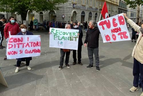 Recovery PlanET e vaccini liberi, Ancona cuore della protesta dei movimenti di sinistra