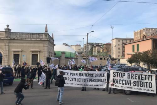Ancona, i Centri Sociali delle Marche: «Osservatorio sulla sanità»