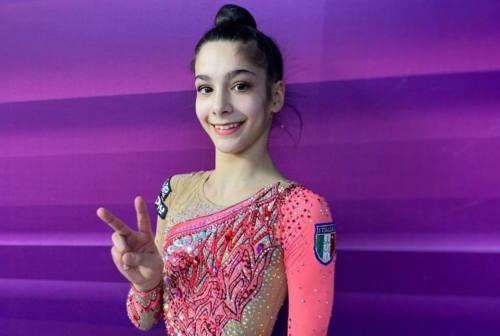 World Cup di ritmica: doppio argento per Sofia Raffaeli