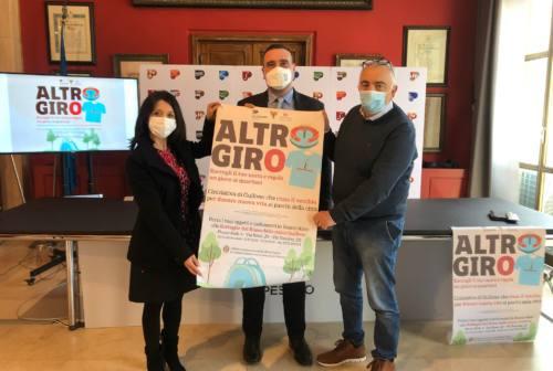 Pesaro e Altrogiro: dalle botteghe del riuso l'installazione di giochi nei parchi urbani