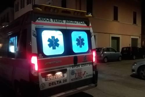 Ascoli, 69enne investito e ucciso in strada dal nipote