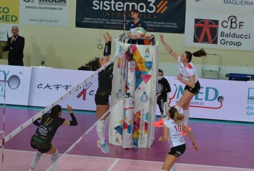 Volley femminile, la CBf Balducci vince anche a Pinerolo