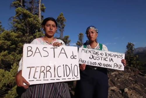 2000 km a piedi contro il Terricidio: un incontro online con le donne indigene in cammino