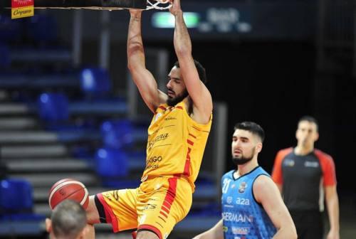 Basket, VL Pesaro: settimana di pausa e poi ultima giornata
