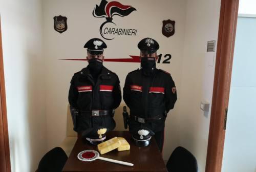 San Benedetto: nascondeva un chilo di cocaina sotto il sedile dell'auto, arrestato