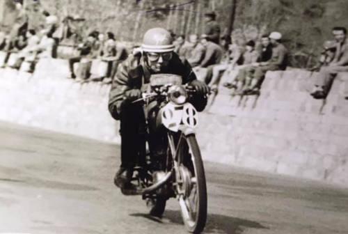 Corinaldo e Senigallia piangono Cesare Bucci, storico autista e motociclista