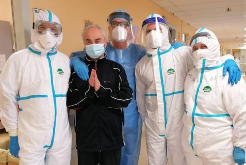 Santa Maria Nuova, sindaco dimesso dall'ospedale: «La fine di un incubo»