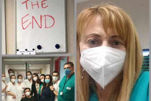 Ancona, l'ospedale di Torrette tira un sospiro di sollievo: chiusa l'Area Cov4