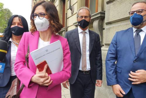 Gelmini ad Ancona: «Mettere al centro le Marche per progetti infrastrutturali e ricostruzione»