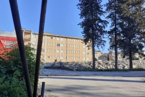 Jesi, Legambiente e Fiab perplesse sul parcheggio al posto del vecchio ospedale