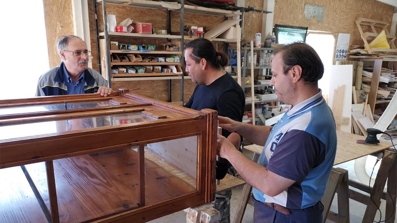 La cooperativa sociale Undicesimaora di Senigallia si occupa di sostenere le persone in difficoltà attraverso un lavoro e il reinserimento sociale