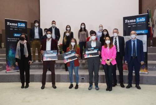 Famelab ad Ancona, ecco i vincitori del talent show della comunicazione scientifica