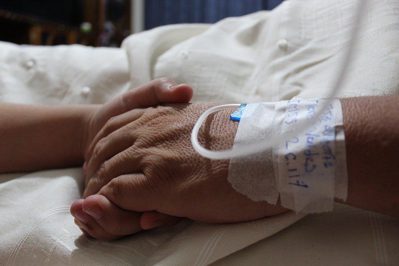 malato, famigliare, ospedale