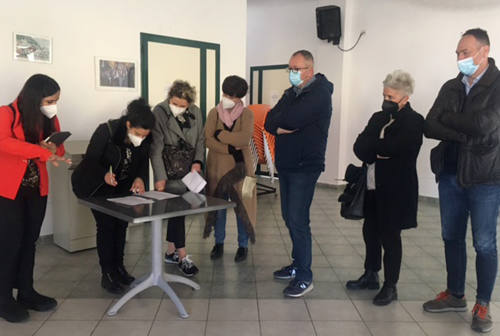 Marina di Montemarciano, disco verde per l'hub vaccinale al centro sociale
