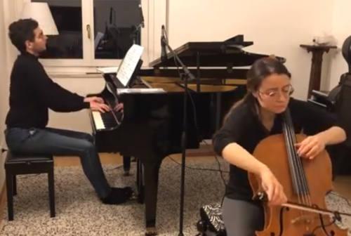 Concerto in diretta social per la direttrice artistica del festival di Serra de' Conti Chiara Burattini