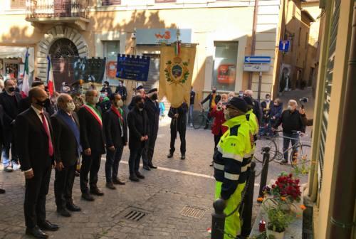 Celebrazioni del 25 Aprile a Pesaro. Ricci: «Resistere e riconquistare la libertà»