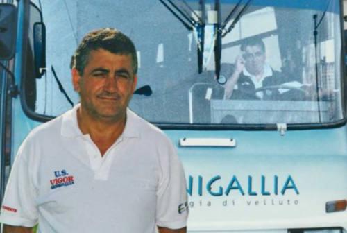 Scomparso lo storico autista della Vigor Senigallia Marco Piaggesi