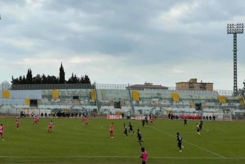 Calcio, pari senza reti tra Matelica e Fano