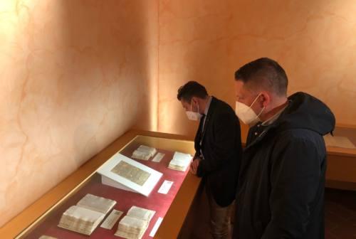 I codici medievali di San Giacomo della Marca trasferiti nella Pinacoteca di Ascoli