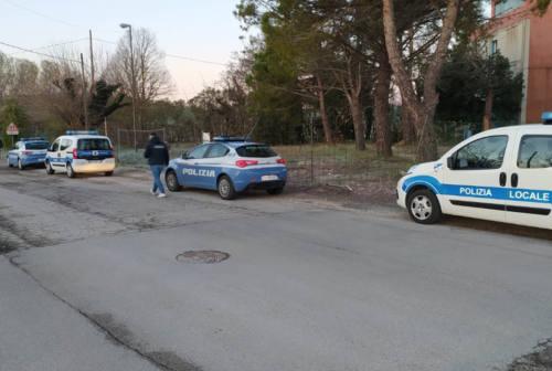 Fano, nuovi blitz della polizia negli edifici abbandonati della città