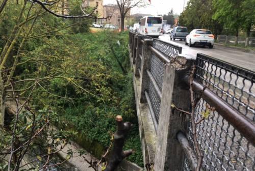 Jesi, ponte di via San Giuseppe. Bacci: «Se necessario diventerà una priorità»