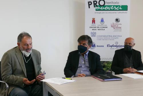 """Crescere insieme: """"Unione Civici Marche"""" parla a Confindustria, Confartigianato e Cna"""