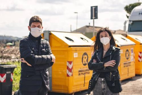 Cartoceto, spy cam per contrastare l'abbandono di rifiuti