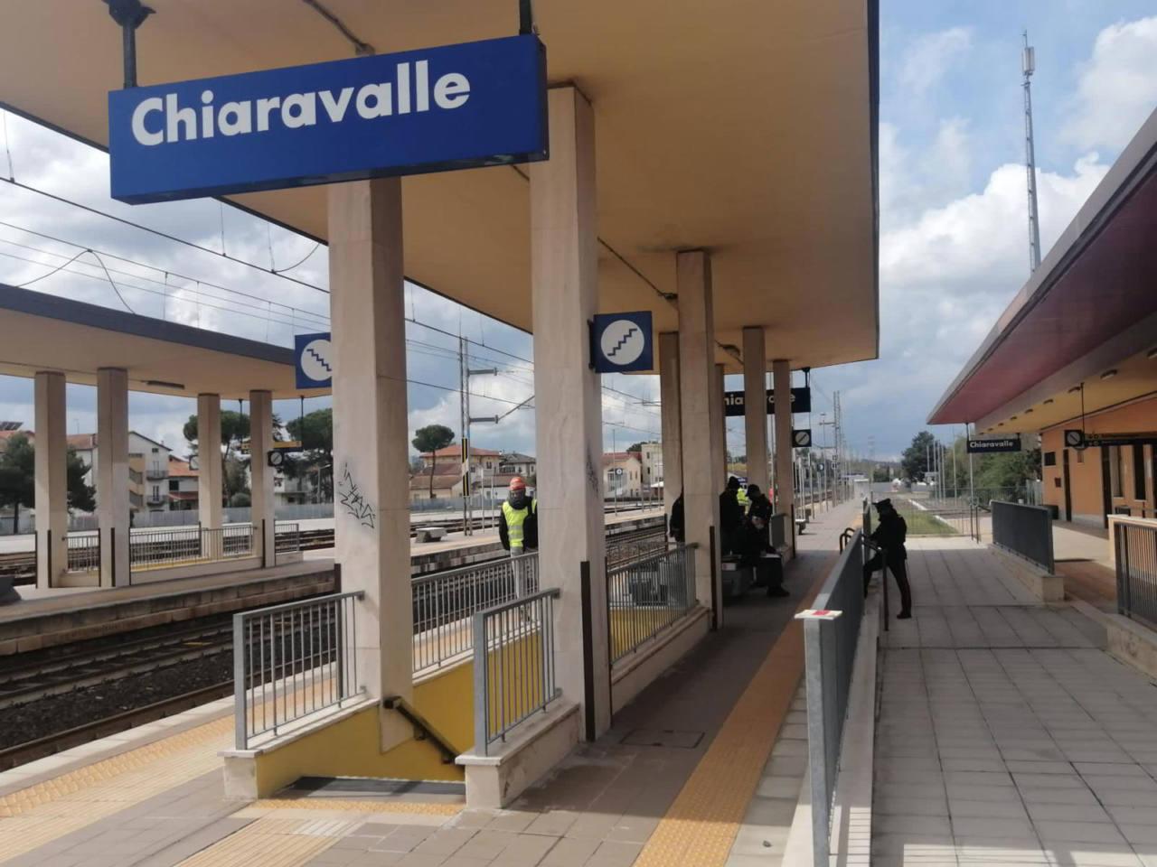 stazione di Chiaravalle
