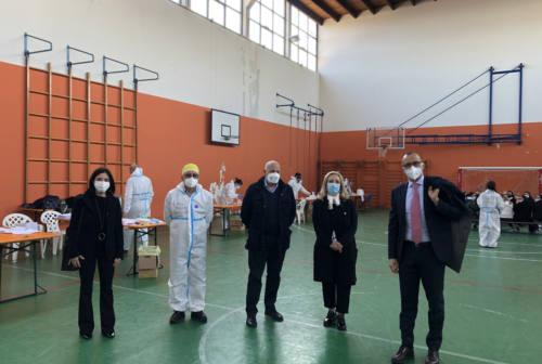 Pesaro, su 5000 studenti 11 positivi: finito il terzo giro di tamponi
