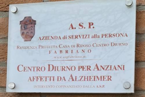 Fabriano: centro Alzheimer da riaprire, secondo FdI