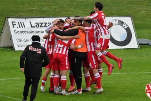 Calcio, tra Vis Pesaro e Fermana finisce 1-1