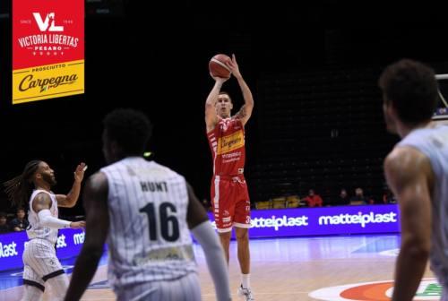 Basket, una grande VL vince a Bologna contro la Fortitudo