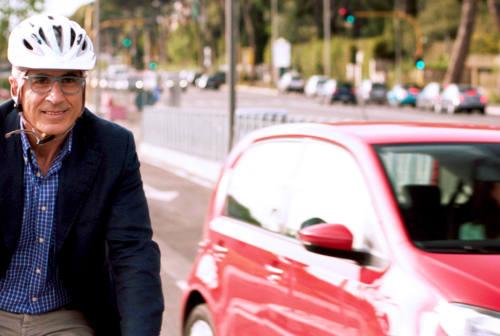 Giro d'Italia ad Ascoli, campagna ACI per il rispetto dei ciclisti: troppi vittime degli incidenti