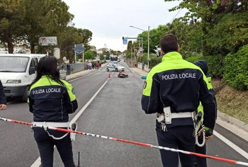 Tragico incidente a Osimo, muore un motociclista di 41 anni