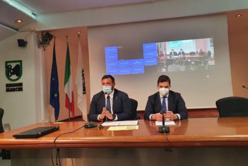 Promozione degli investimenti, 6 milioni per le imprese nella proposta di legge della Regione Marche. Acquaroli: «Punto di svolta per la nostra economia»